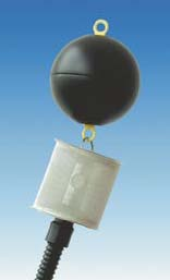 Wisy SAFF Fine floating suction filter